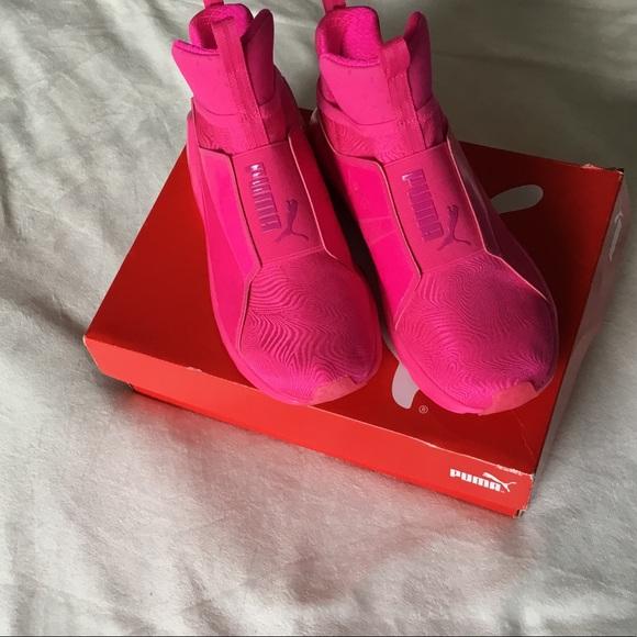 Puma Shoes | Puma Fierce Hot Pink